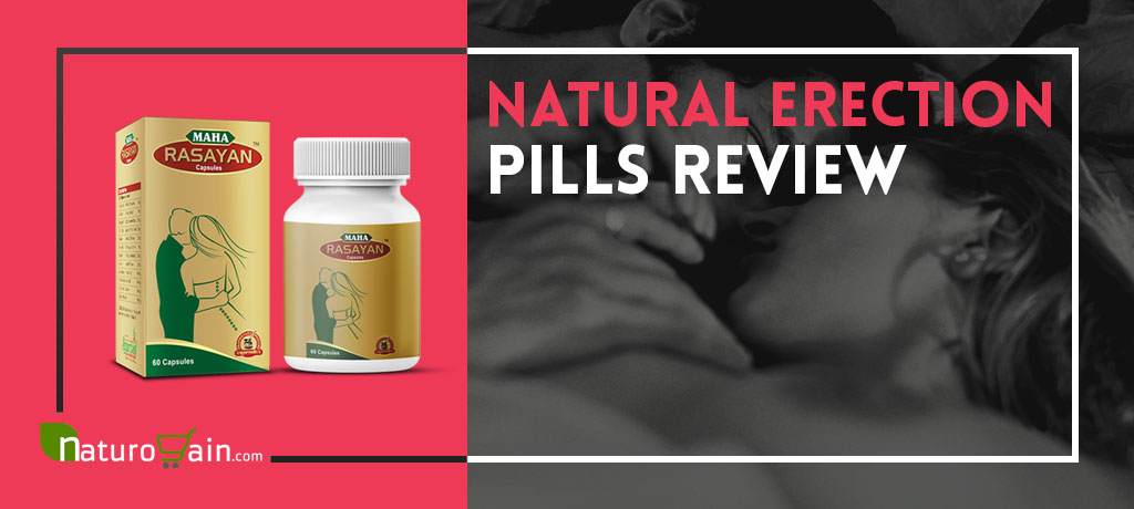 Natural Erection Pills Review