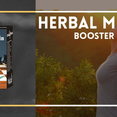 Herbal Memory Booster Pills