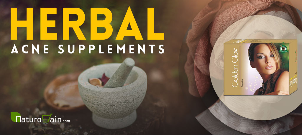 Herbal Acne Supplements
