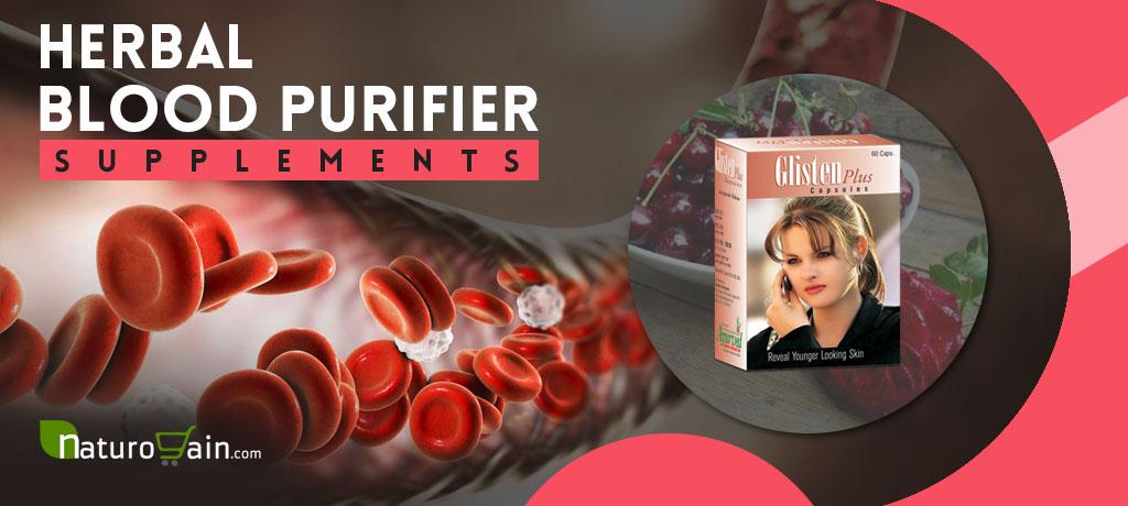 Herbal Blood Purifier Supplements