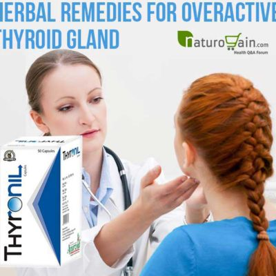 Herbal Remedies for Overactive Thyroid Gland