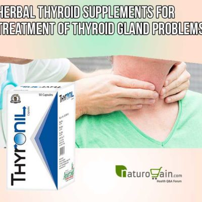 Herbal Thyroid Supplements
