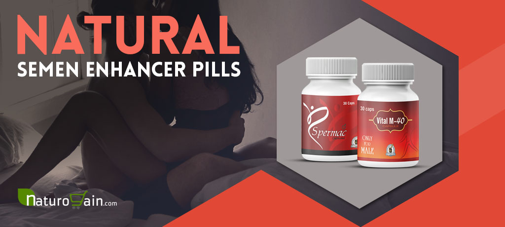 Natural Semen Enhancer Pills