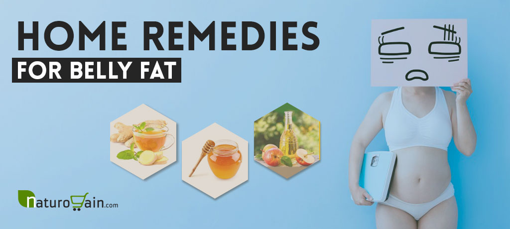 Home Remedies For Belly Fat