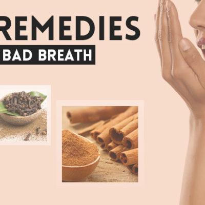 Get Rid Of Bad Breath