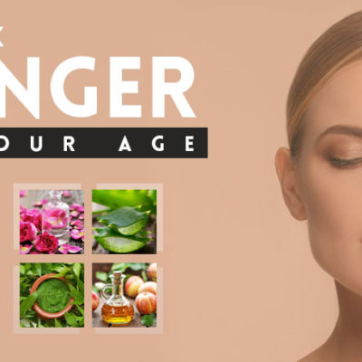 How to Look Younger Than Age