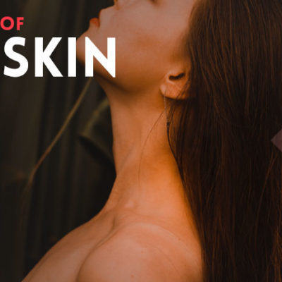 Get Rid of Dark Skin on Neck
