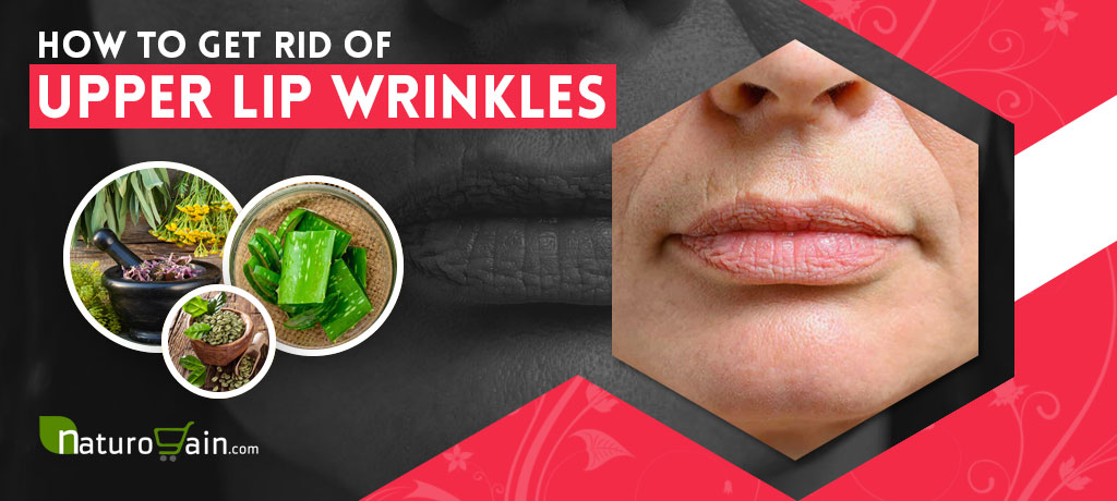 Get Rid of Lip Lines and Wrinkles