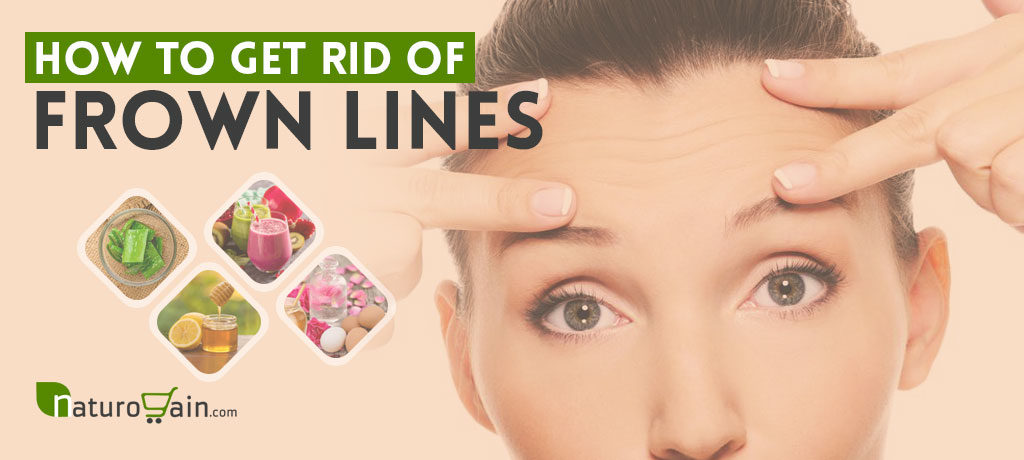 Get Rid of Frown Lines or Glabellar Lines
