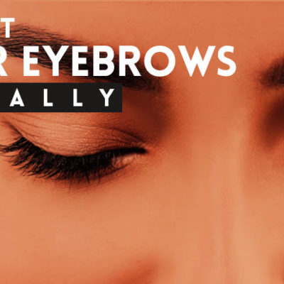 Natural Ways to Grow Thick Eyebrows Fast
