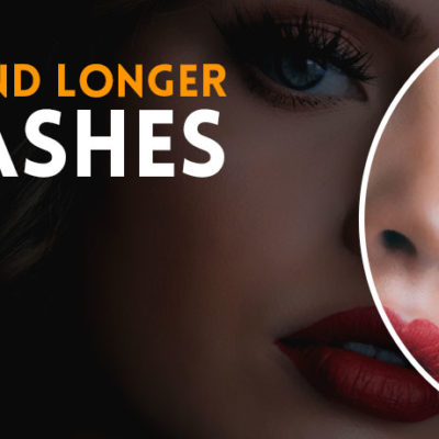Grow Thicker and Longer Eyelashes