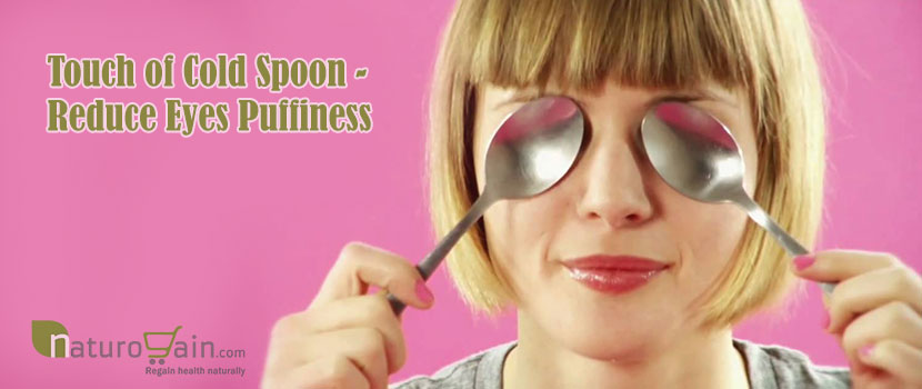 Get Rid of Under Eye Puffiness