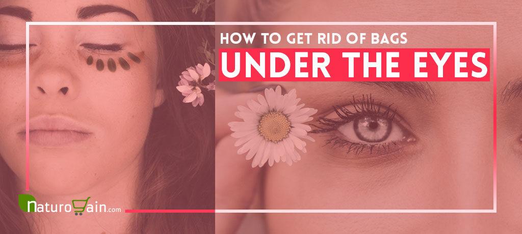 Natural Ways to Reduce Under Eye Bags