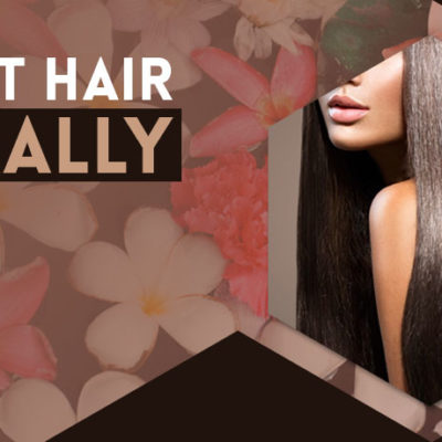 Home remedies to get straight hairs