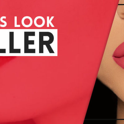 Get Thinner Lips Naturally