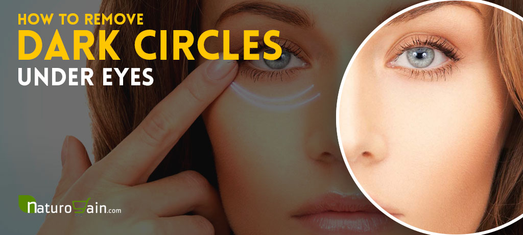 Remove Dark Circles Under Eyes Fast
