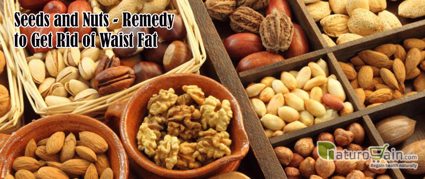Remedy to Get Rid of Waist Fat