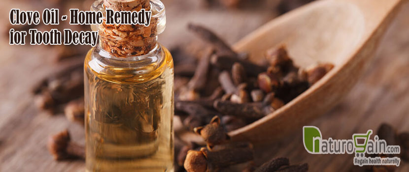 Clove Oil Home Remedy for Tooth Decay
