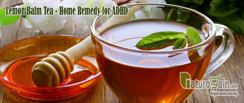 Home Remedy for ADHD