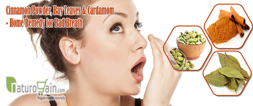 Home Remedy for Bad Breath