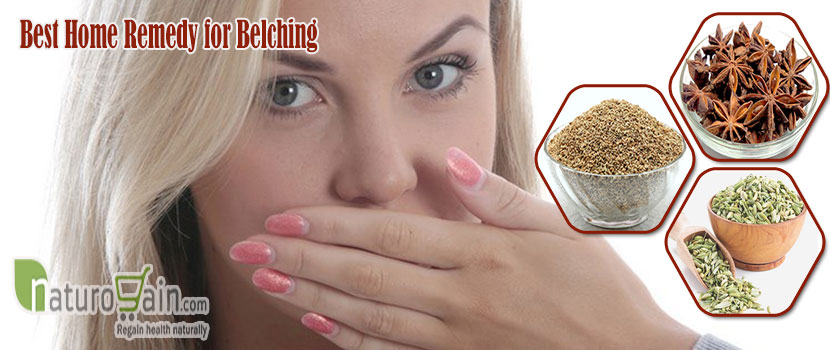 Home Remedy for Belching