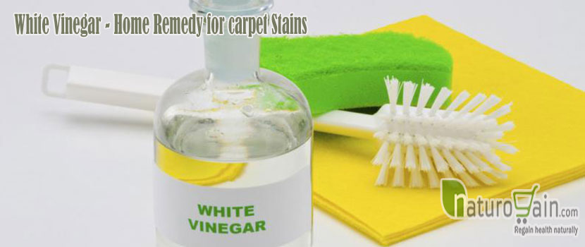 Home Remedy for Carpet Stains
