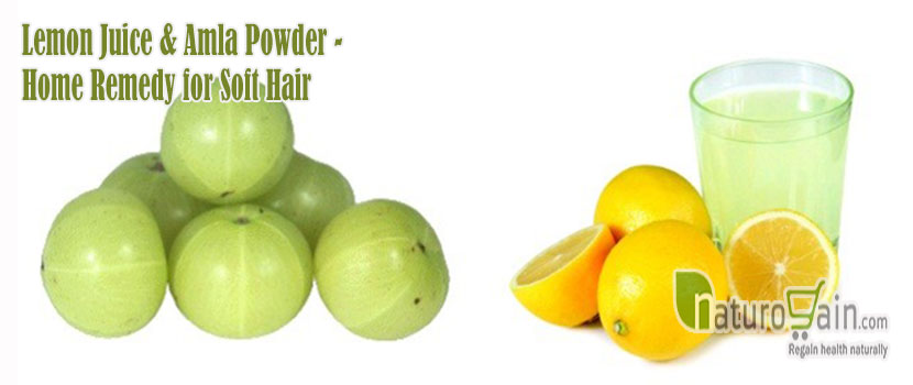 Home Remedy for Soft Hair
