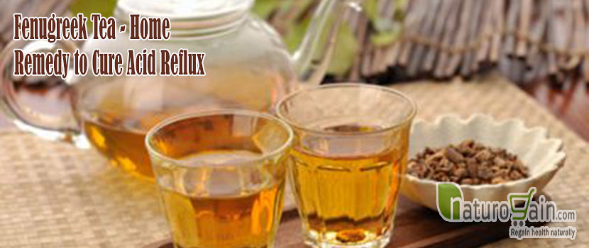 Home Remedy to Cure Acid Reflux