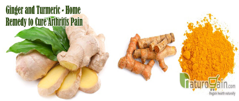 Home Remedy to Cure Arthritis Pain