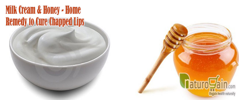 Home Remedy to Cure Chapped Lips