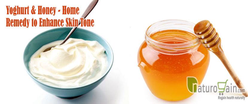 Home Remedy to Enhance Skin Tone