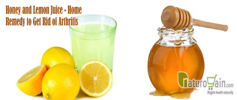 Home Remedy to Get Rid of Arthritis