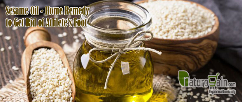 Home Remedy to Get Rid of Athlete's Foot