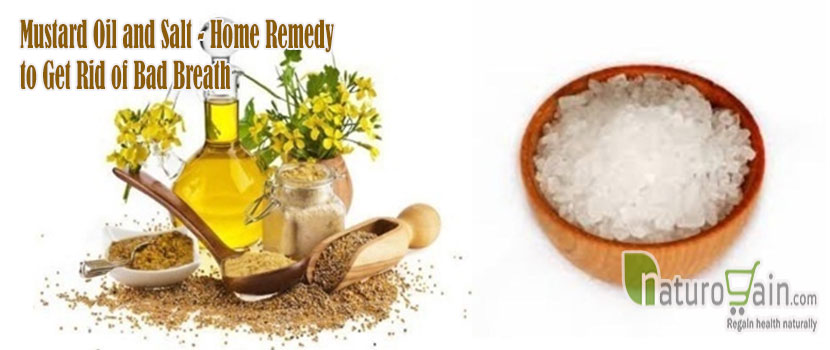 Home Remedy to Get Rid of Bad Breath