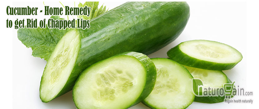 Home Remedy to Get Rid of Chapped Lips