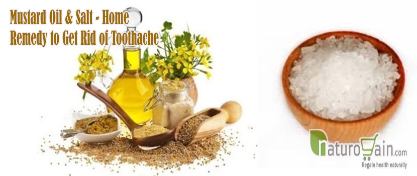 Home Remedy to Get Rid of Toothache