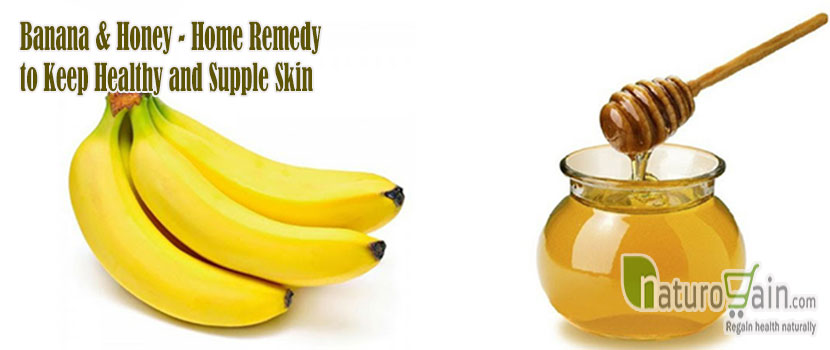 Home Remedy to Keep Healthy and Supple Skin