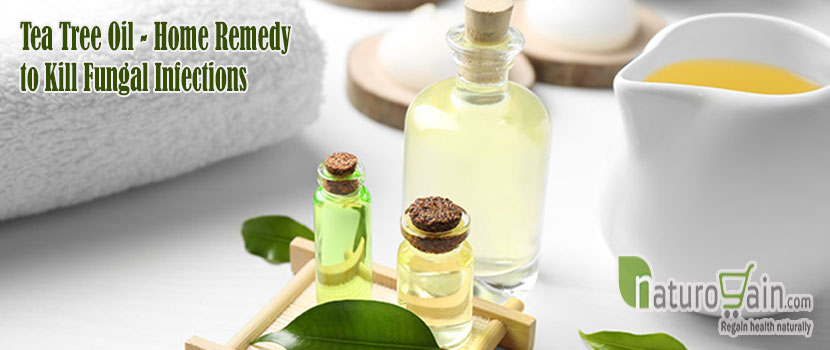 Home Remedy to Kill Fungal Infections