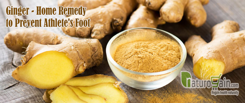 Home Remedy to Prevent Athlete's Foot