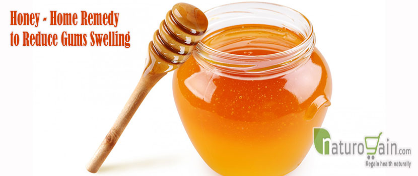 Home Remedy to Reduce Gums Swelling