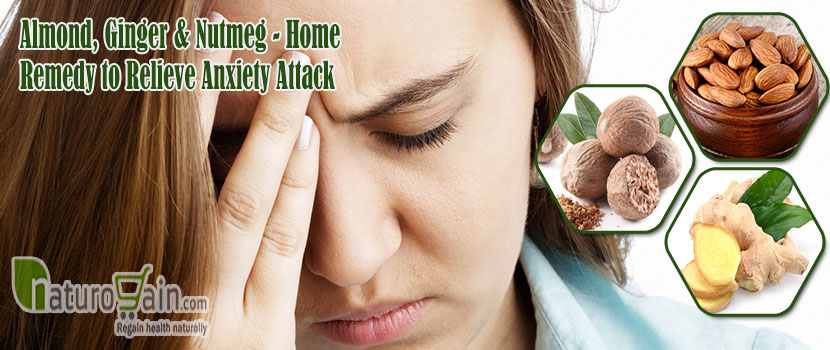 Home Remedy to Relieve Anxiety Attack
