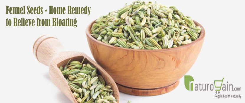 Home Remedy to Relieve From Bloating