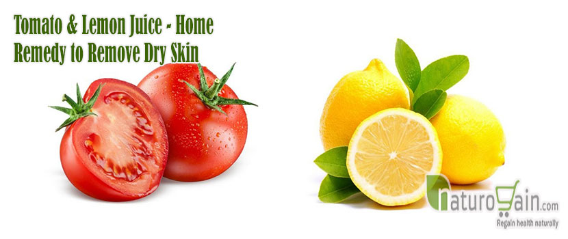 Home Remedy to Remove Dry Skin