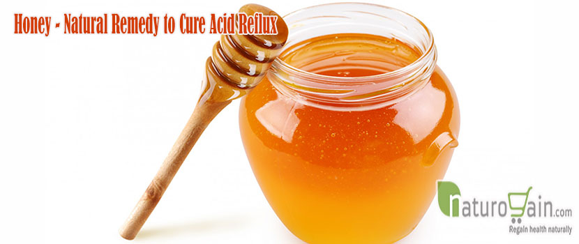 Honey Remedy to Cure Acid Reflux