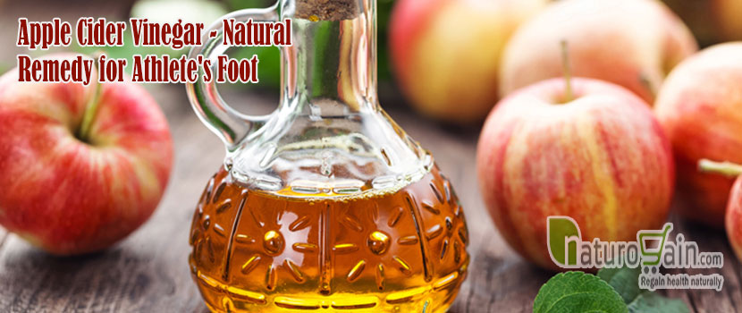 Natural Remedy for Athlete's Foot