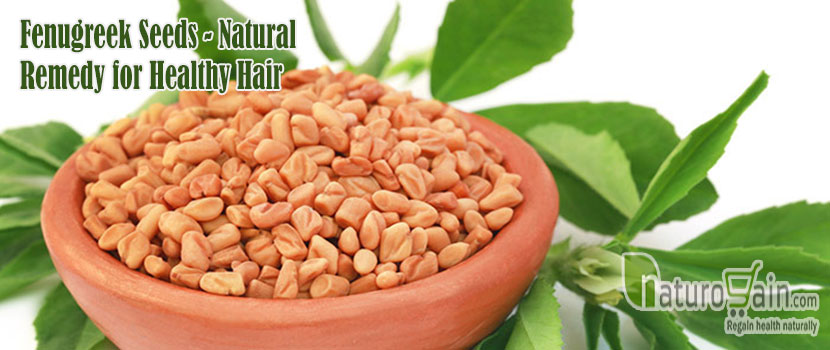 Natural Remedy for Healthy Hair