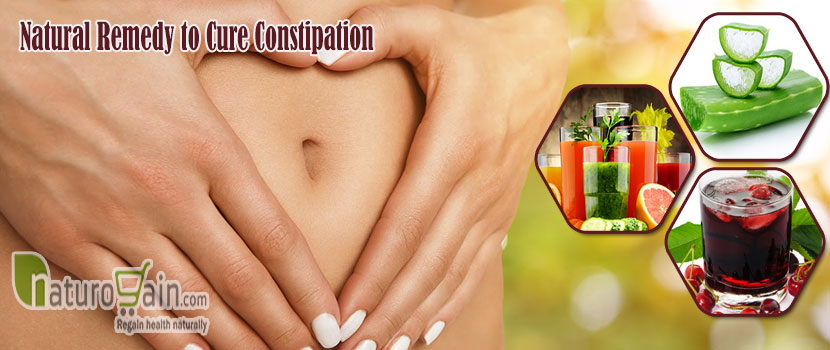 Natural Remedy to Cure Constipation
