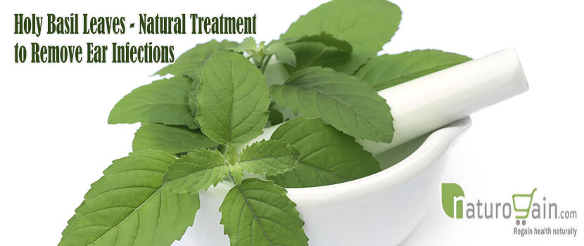 Natural Treatment to Remove Ear Infections