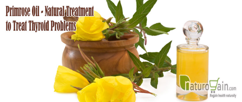 Natural Treatment to Treat Thyroid Problems