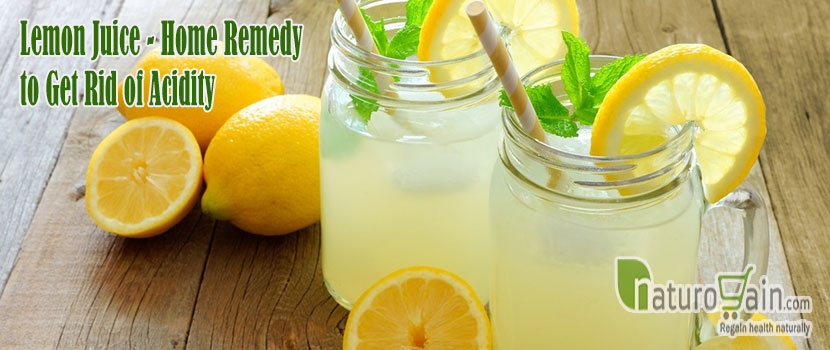 Remedy to Get Rid of Acidity